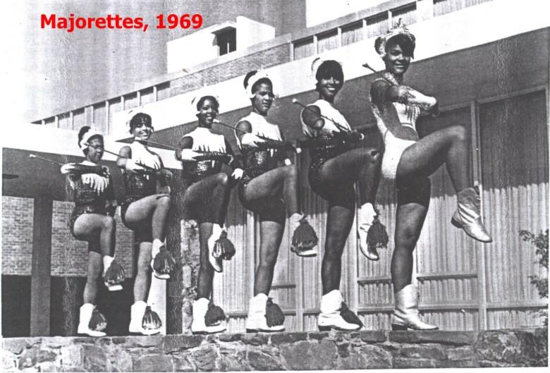 black majorettes 6