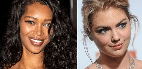 Model Jessica White Reads Kate Upton After She Blasts Black NFL Players' National Anthem Protest