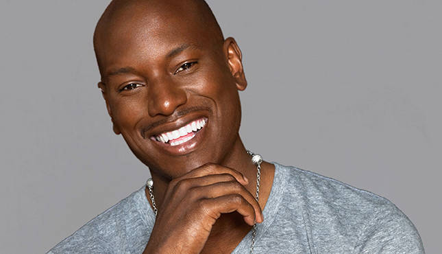 I Just Can't Take Tyrese Seriously...