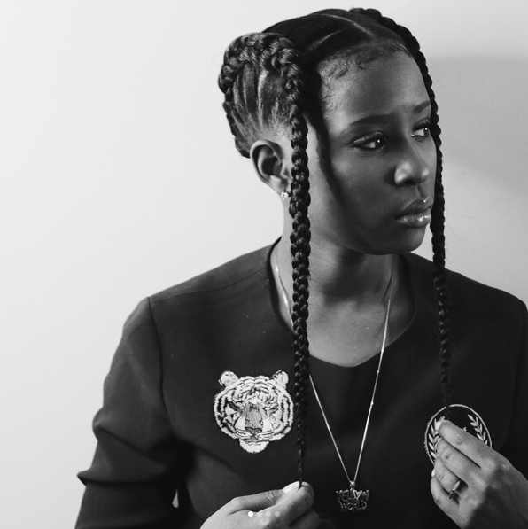 [Pics] Dej Loaf Has Been Killing the Braids Game