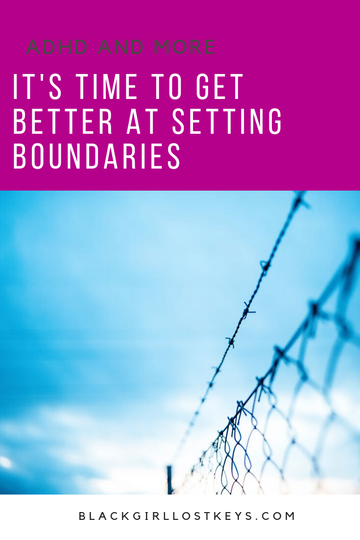 Some of us take our whole lives to learn how to set boundaries. Being neurodivergent sets us up to feel worse about boundary setting. Here's how to begin.