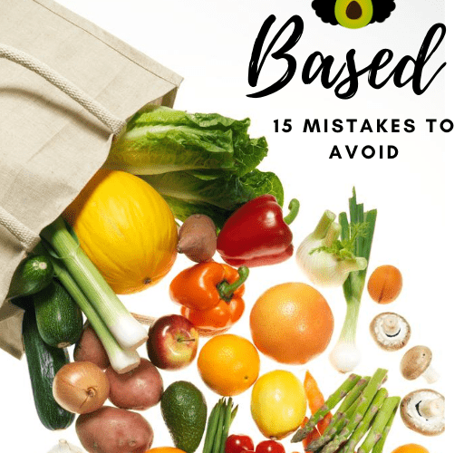 Plant-Based E Book Cover