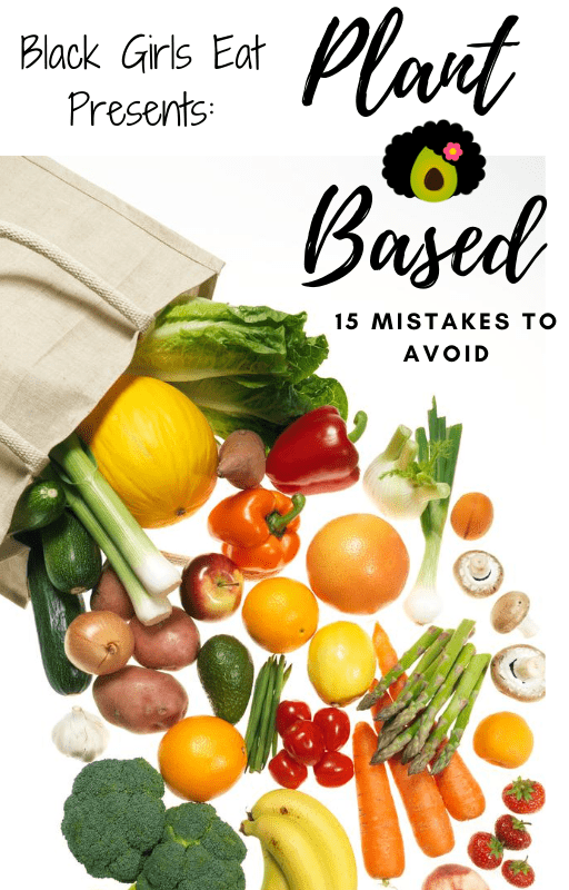 Plant Based E Book Cover