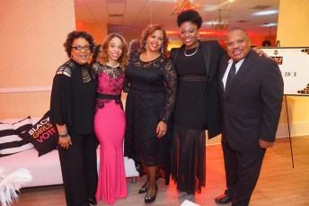 Black Girls Vote 1st Annual Ball--10