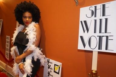 Black Girls Vote 1st Annual Ball--12