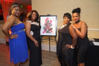 Black Girls Vote 1st Annual Ball--14