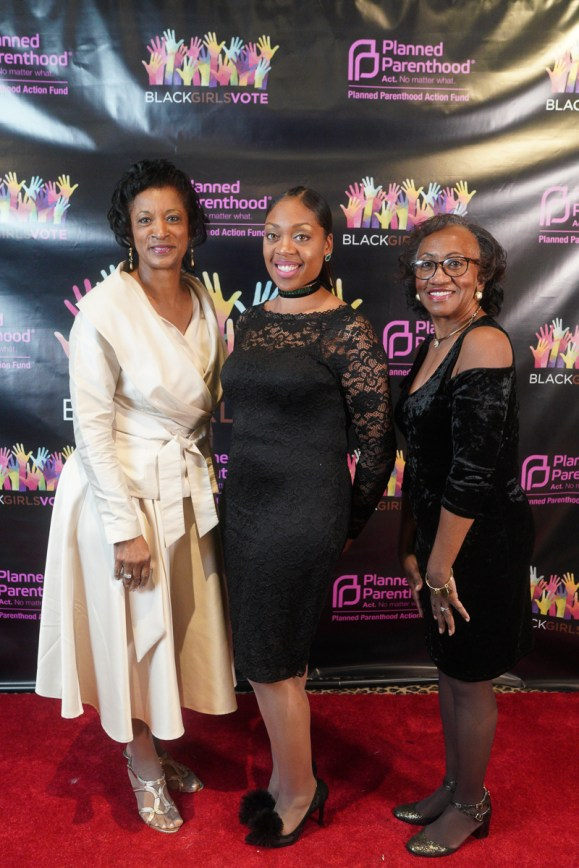 Black Girls Vote 1st Annual Ball--3
