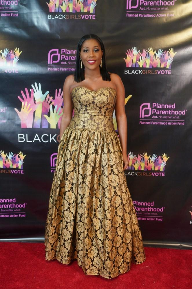 Black Girls Vote 1st Annual Ball--33