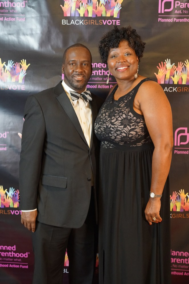 Black Girls Vote 1st Annual Ball--39