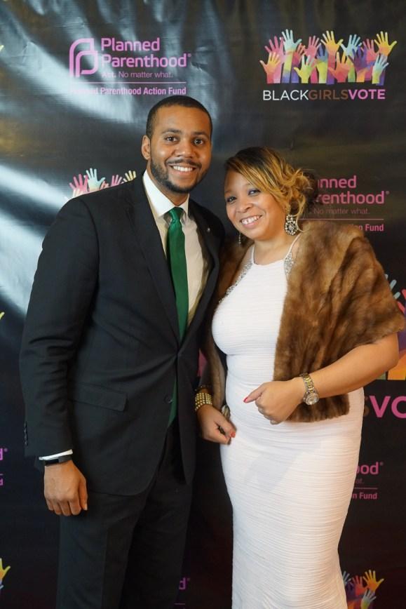 Black Girls Vote 1st Annual Ball--40