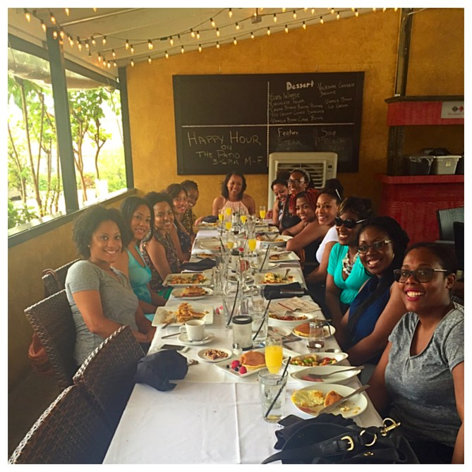 Brunchin' with Black Girls Who Brunch