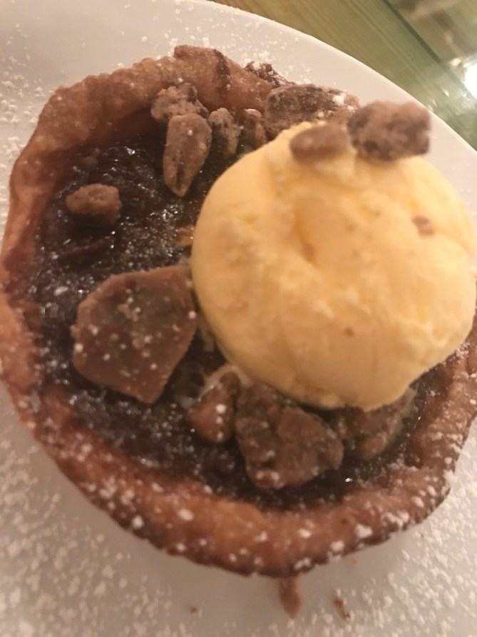 The pie!