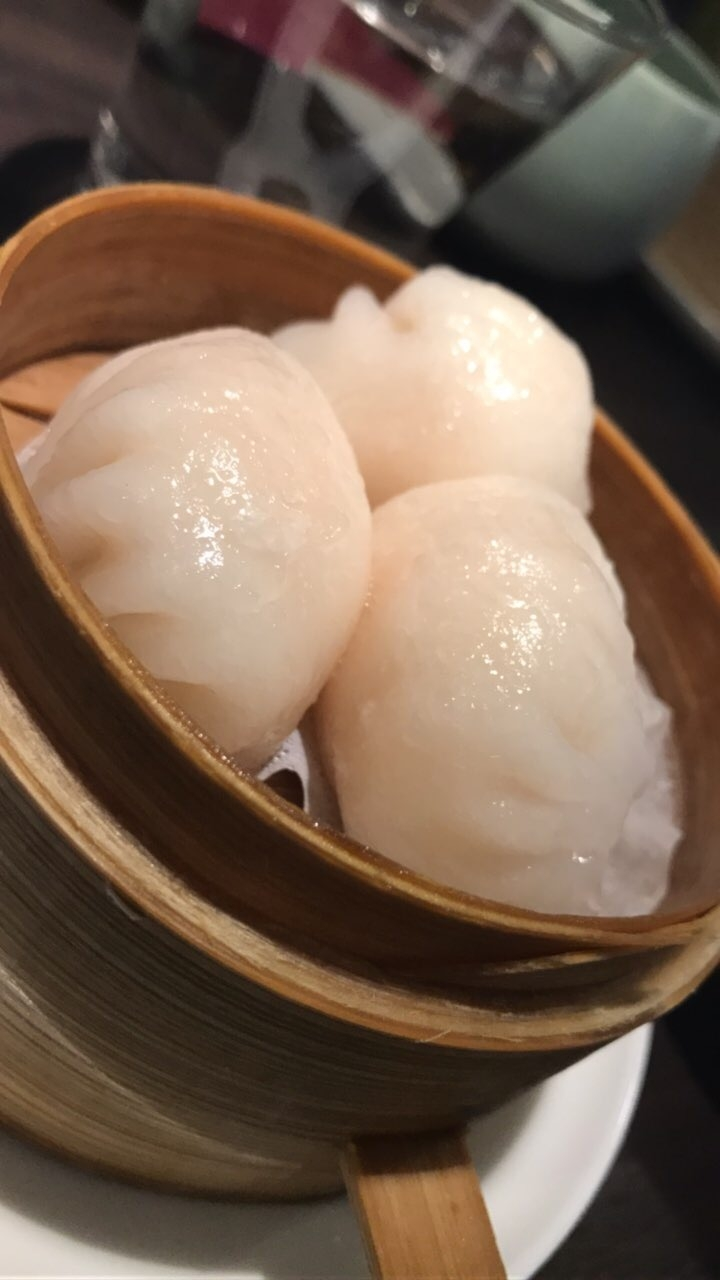 Birthday Dinner at Yauatcha- Dumplings 4