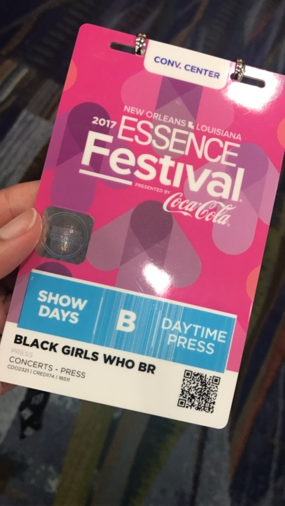 10 Takeaways from Essence Festival- Press Pass