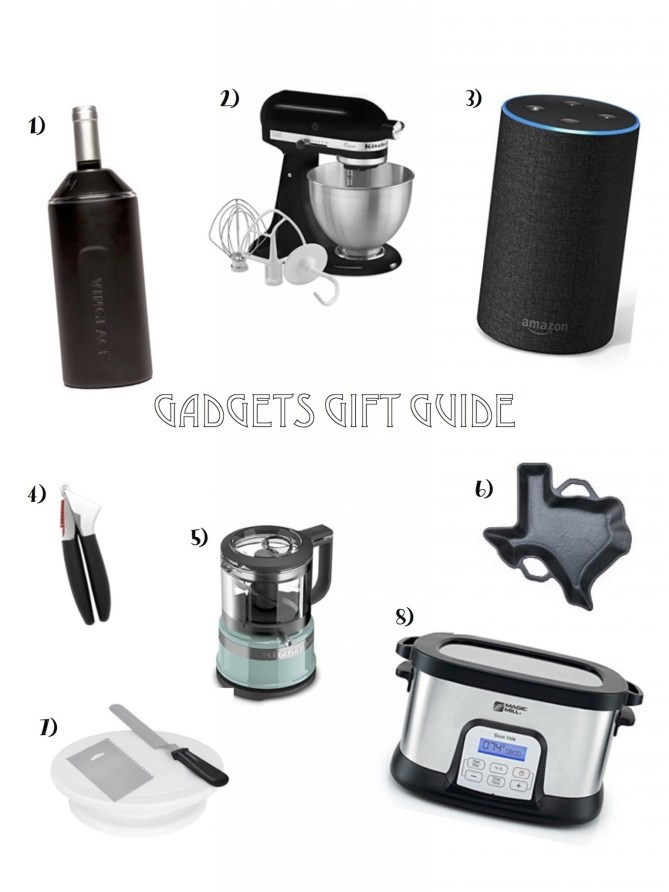 Holiday Gift Guide- Gadget Gift Guide