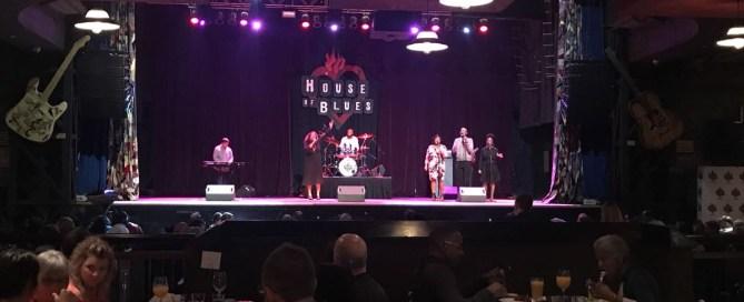 House of Blues Gospel Brunch-8