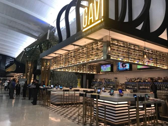 Tour & Taste Through IAH Terminal E-7