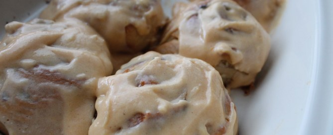 Sweet Potato Cinnamon Rolls-15