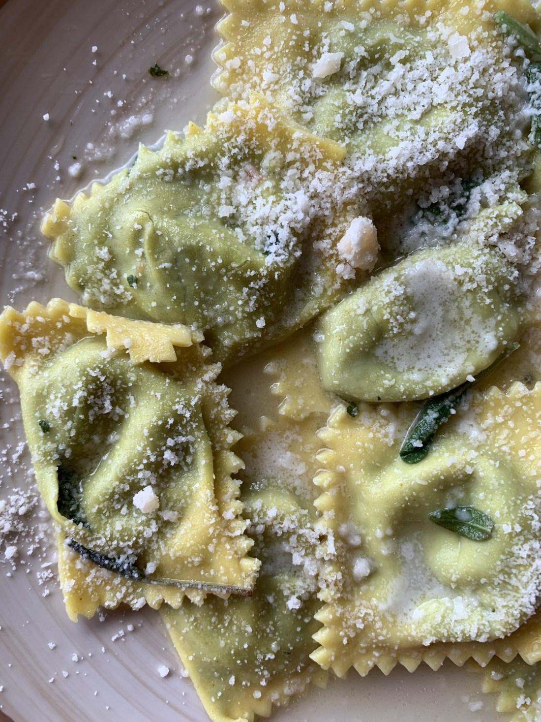 Tortelli from BOH Pasta
