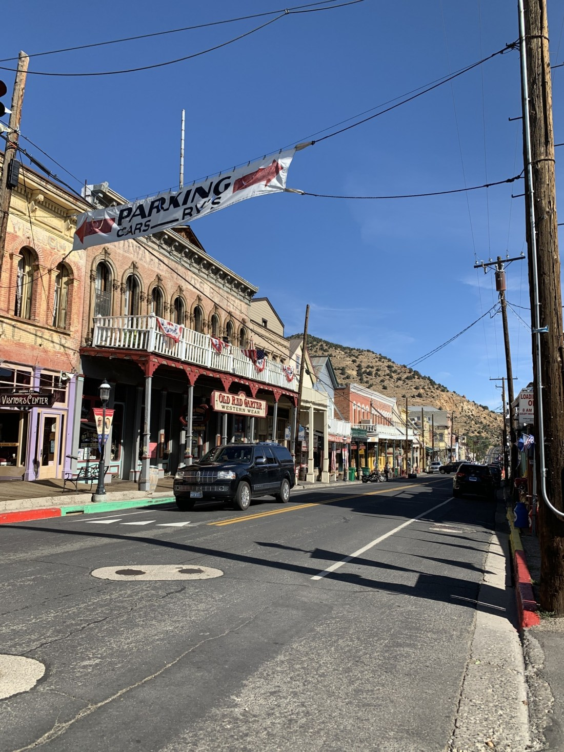 Guide to Reno, Nevada- Virginia City