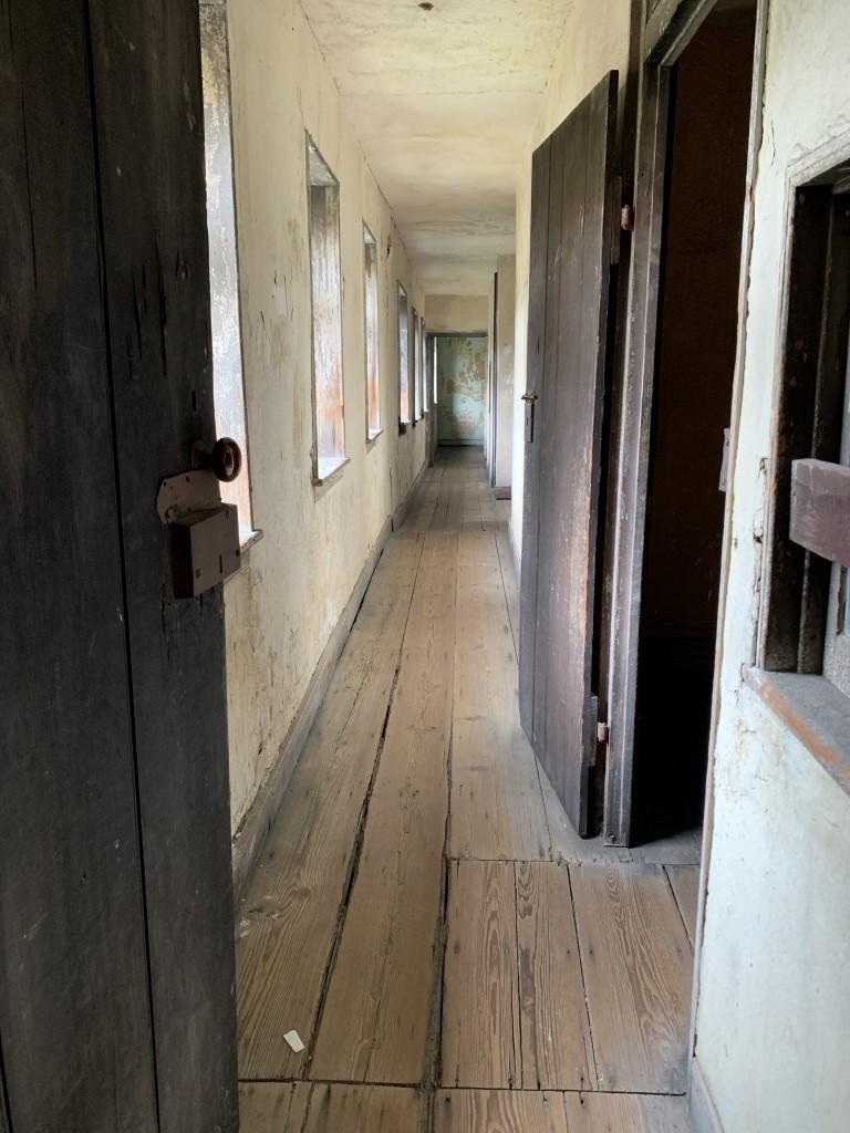 Aiken Rhett House Slave Quarters