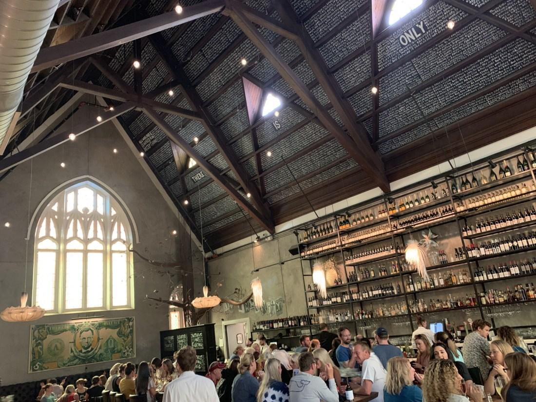 Where to Eat in Charleston- 5 Church