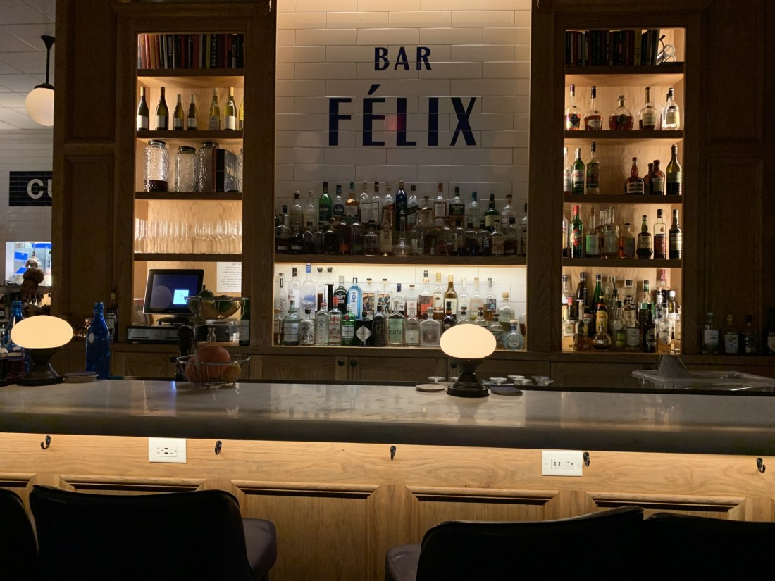 Where to Eat in Charleston - Bar Felix