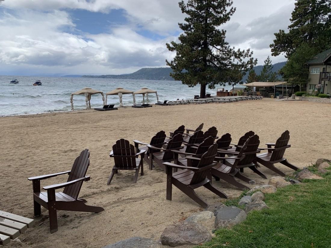 Private Hyatt Regency Beach