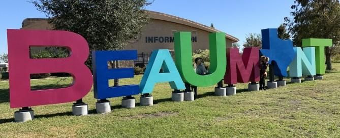 Weekend in Beaumont Texas