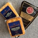 Tillamook Smoked Medium Cheddar Cheese, Tillamook Sharp Cheddar Cheese, Parmigiano Reggiano