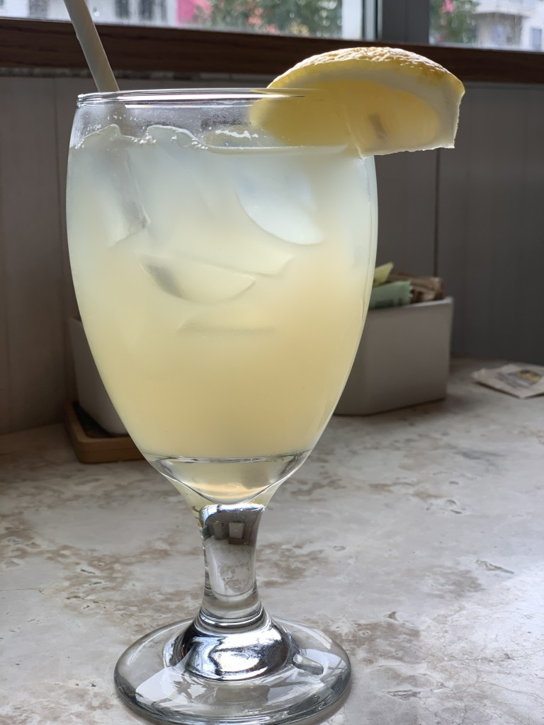 The Classic Houston-Lemonade