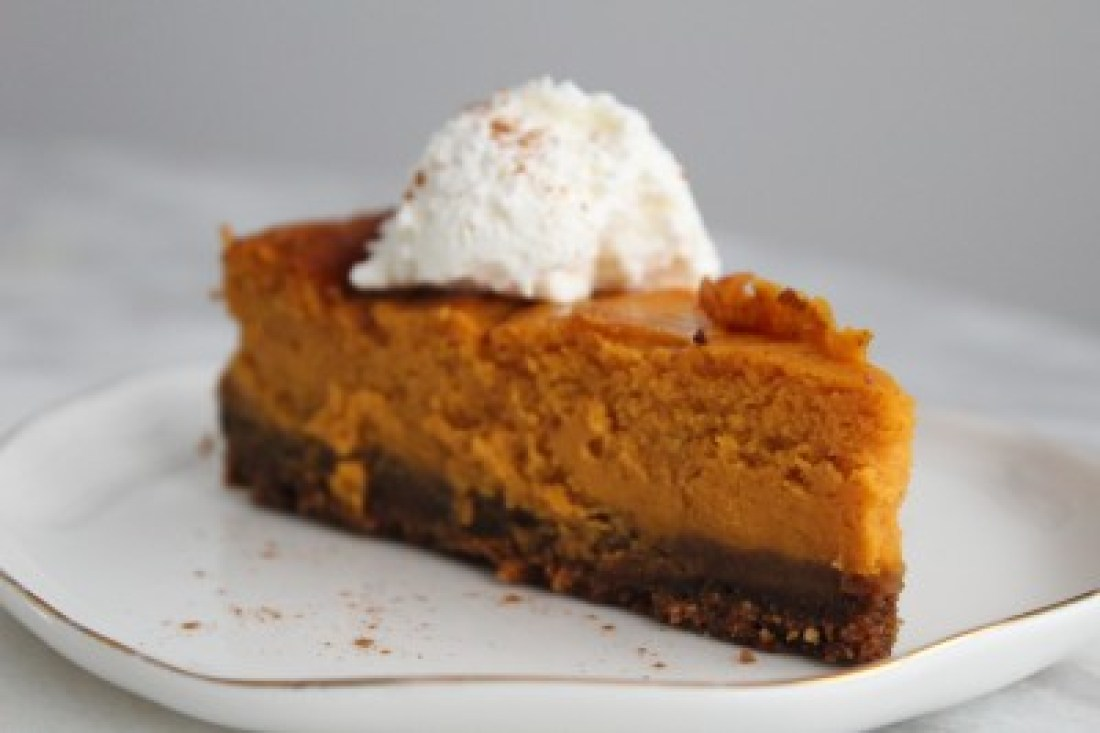 Graham Cracker Crust Sweet Potato Pie