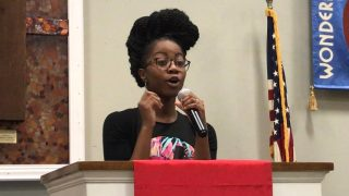 Brie Daniels Speaking at God's Word Church | Black Girls with Purpose
