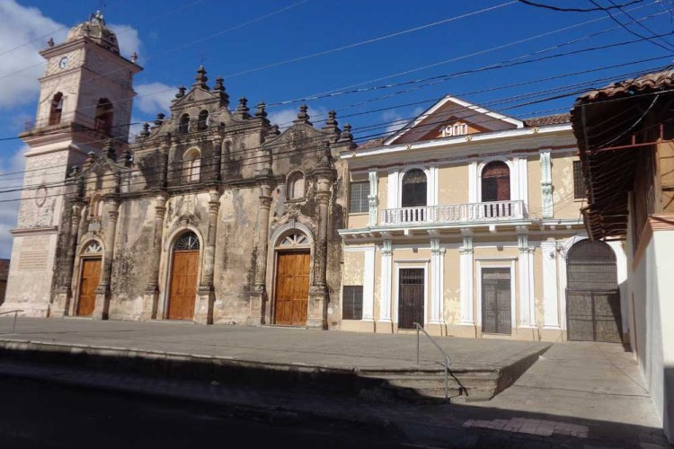 Nicaragua, Rich In Cultural Heritage