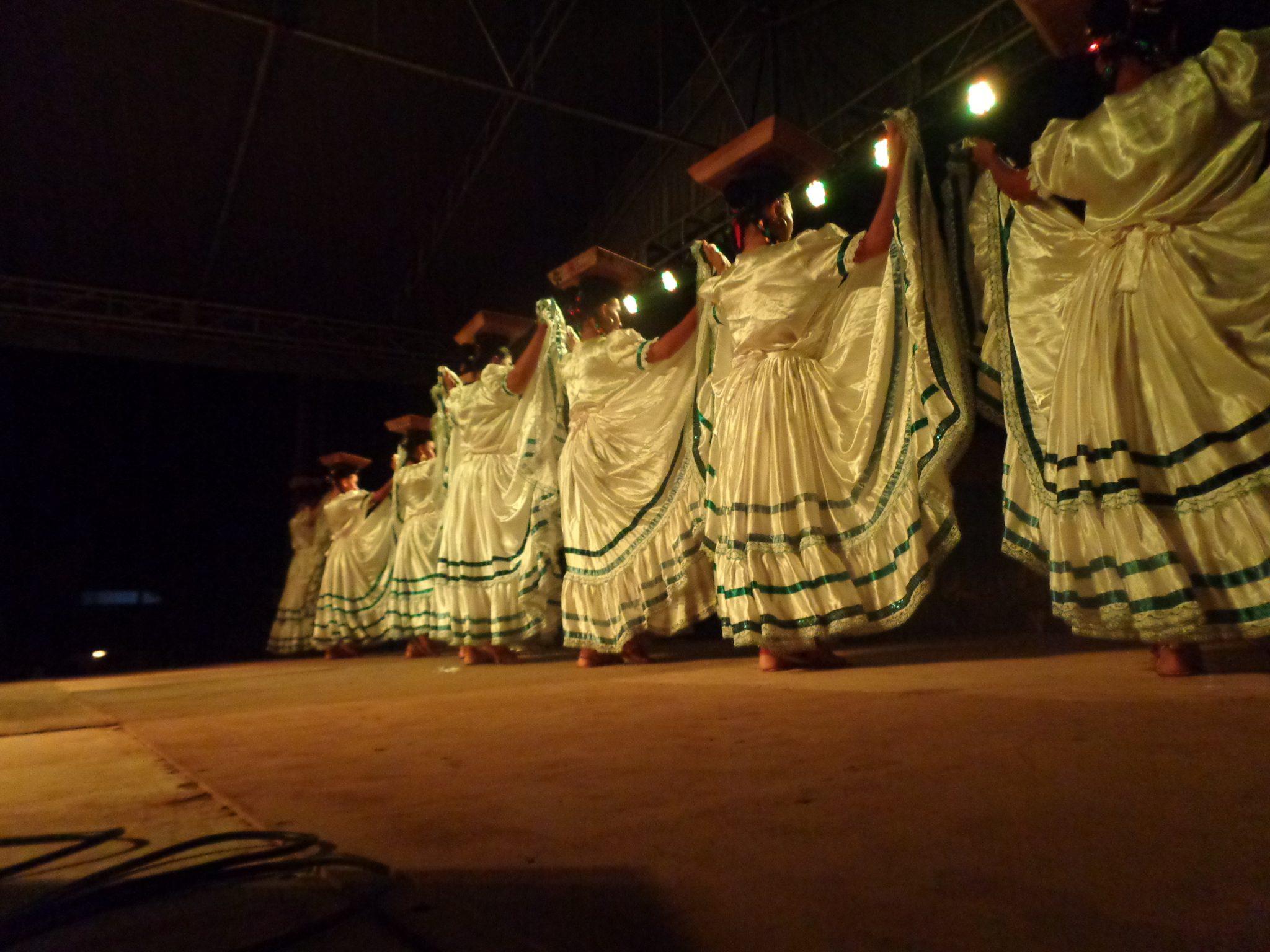 Dance in central america