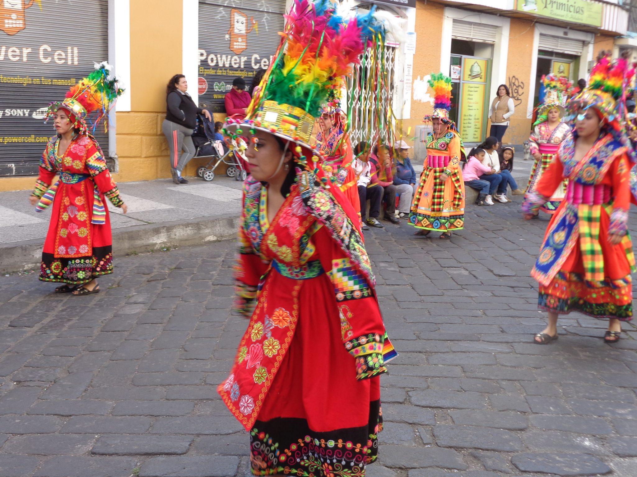 Ecuador-festivals