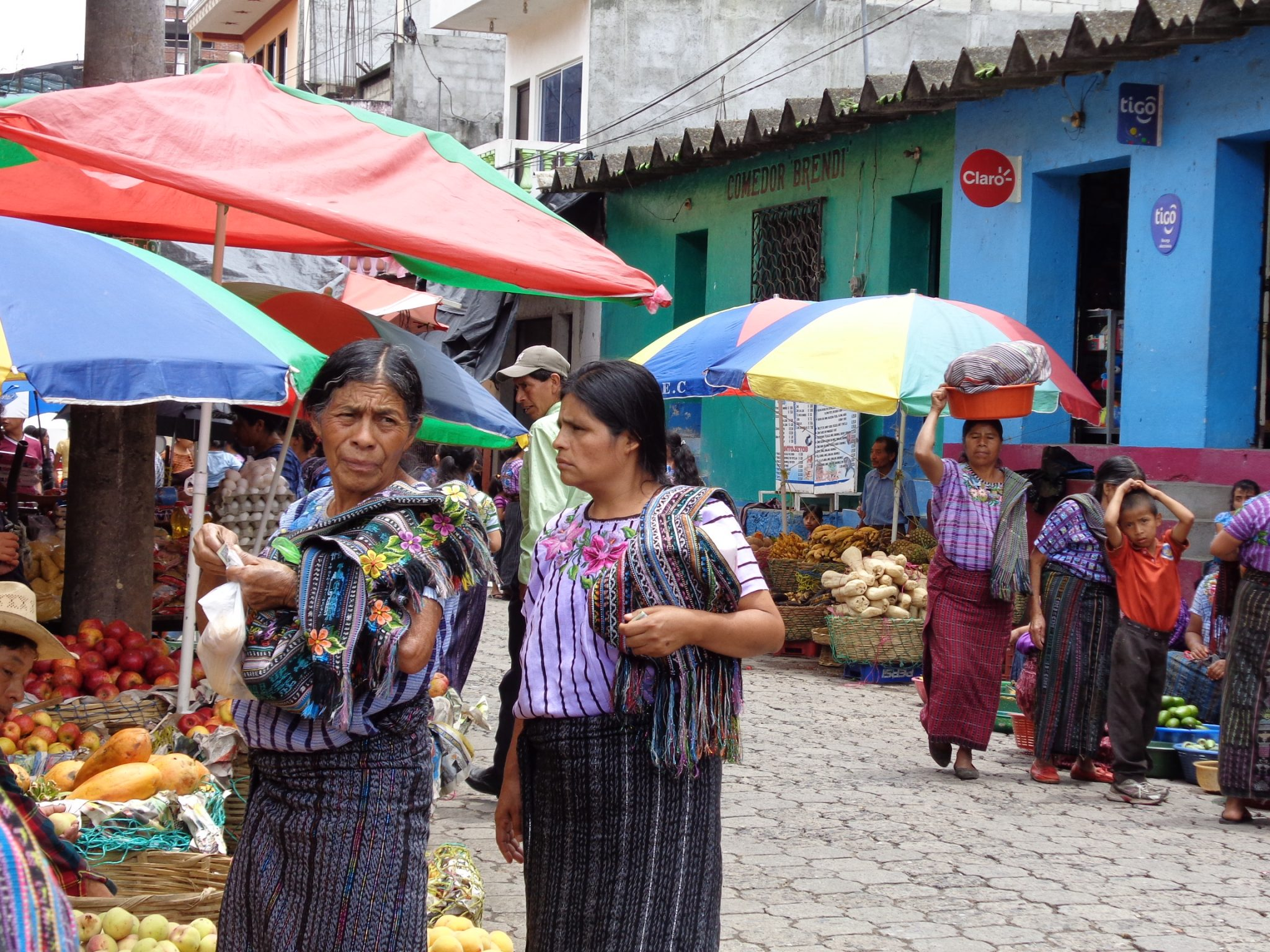 A Typical Day in Guatemala