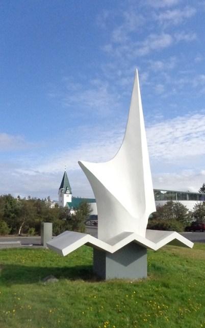 Hafnarfjordur-stature