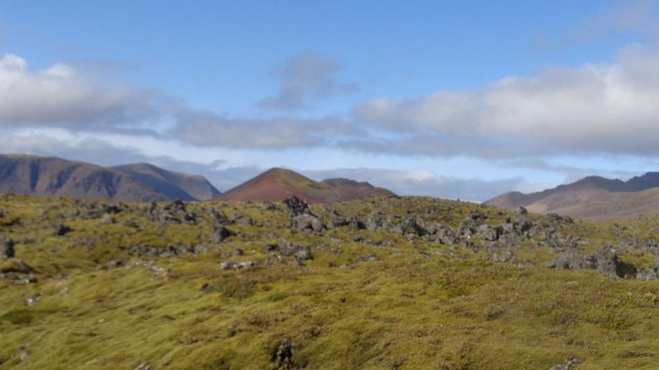 Lava-fields