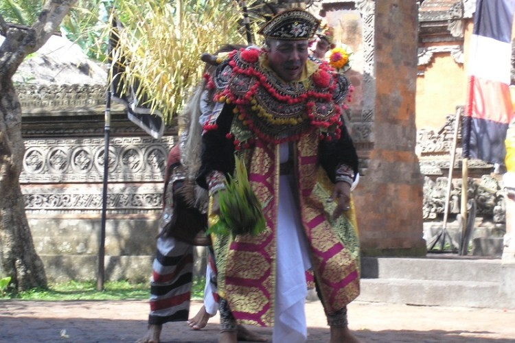 Balinese Barong Dance Picture Gallery