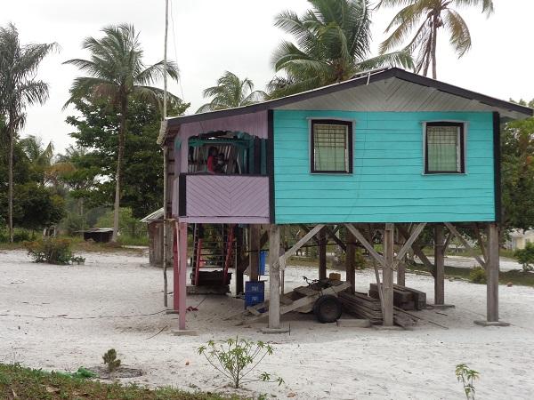 amerindian-village