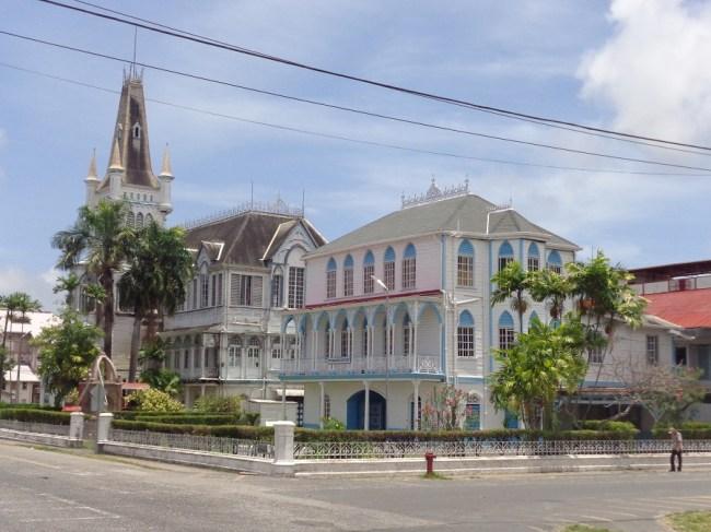 guyana-architecture