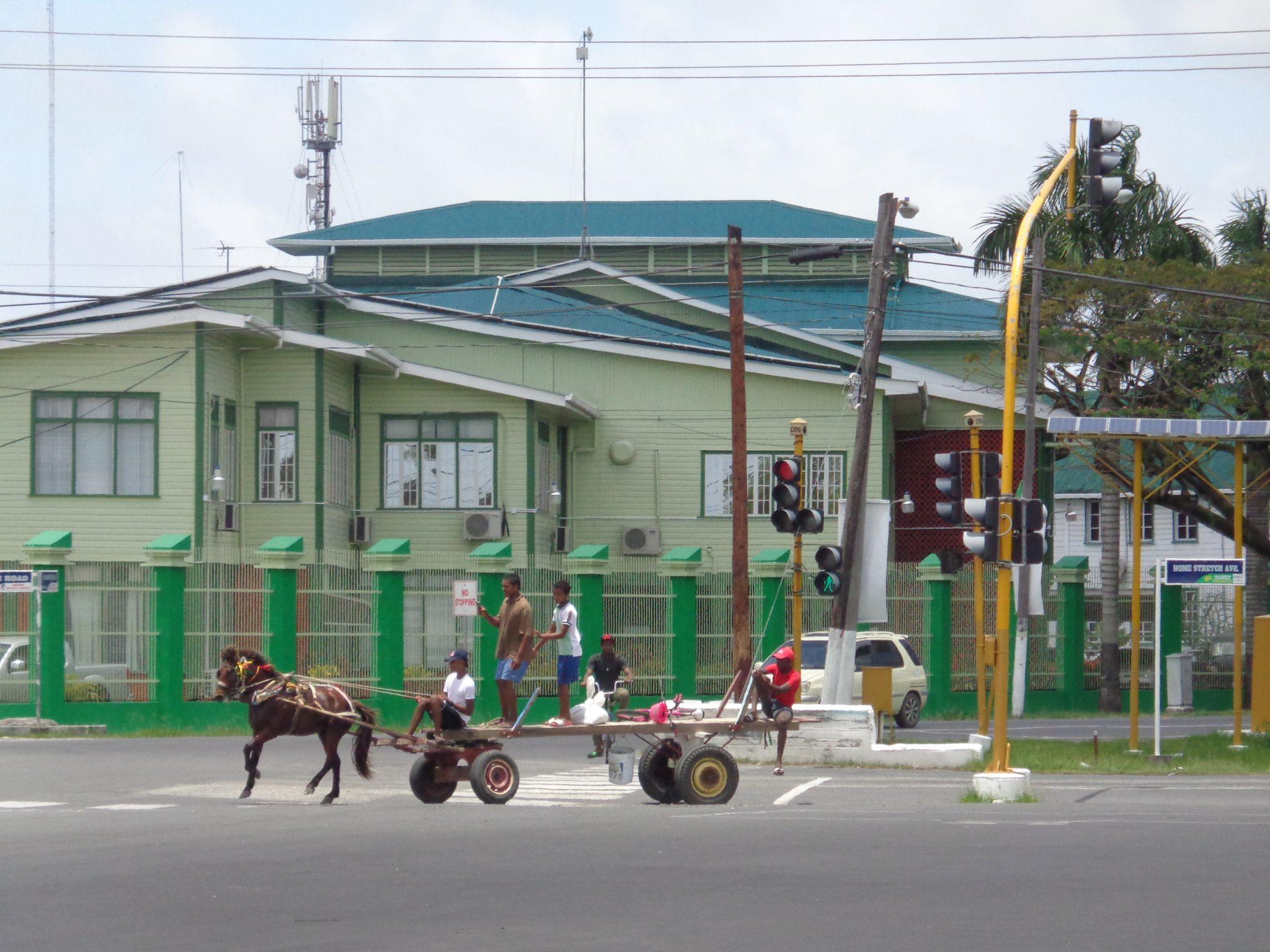 Guyana-transport