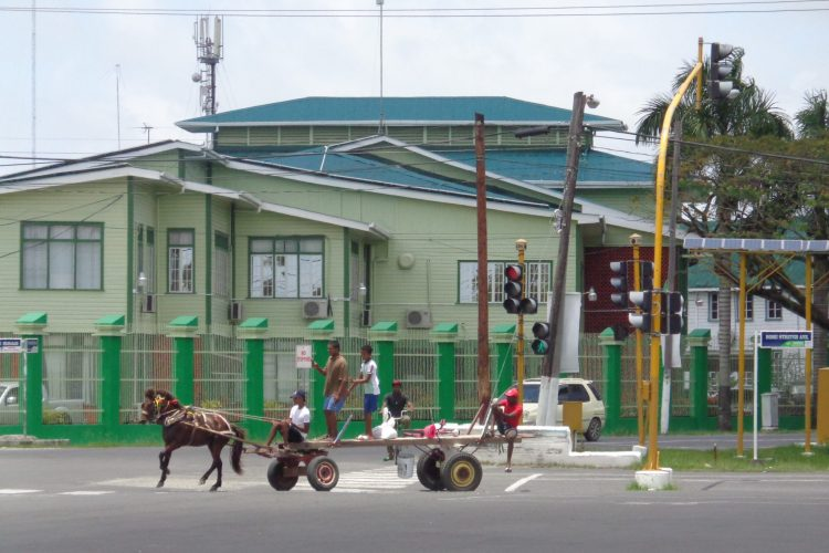 Guyana-transport