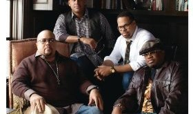 Fred Hammond & The United Tenors, Here In Our Praise