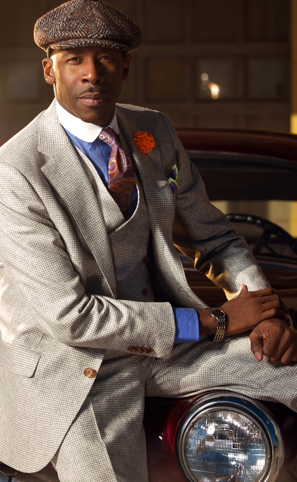 Ricky Dillard shares about his amazing life journey, his musical ...
