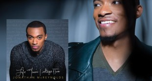 Congratulations Jonathan McReynolds On Your GRAMMY® Nomination!!