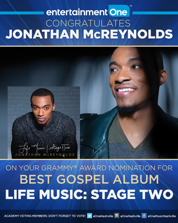 "Download ""Life Music : Stage Two"" by Jonathan McReynolds"