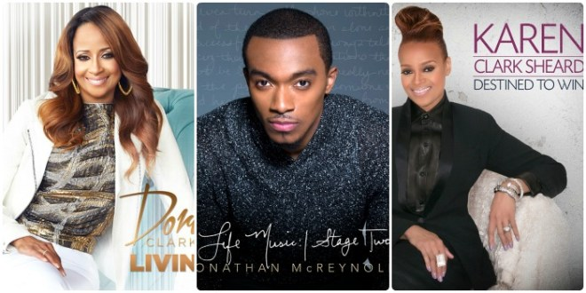 GRAMMY Awards, multiple nominations for eOne Music/Karen Clark Sheard, Dorinda Clark-Cole, Lalah Hathaway, Jonathan McReynolds]