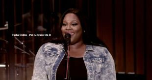 Tasha Cobbs - Put A Praise On It